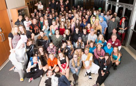 Photo Flash: 2016 YAN Halloween Event