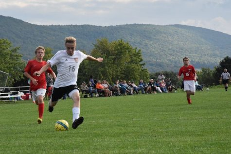 Tyrone Boys Soccer Senior Night Spoiled with 8-4 Loss to Penns Valley