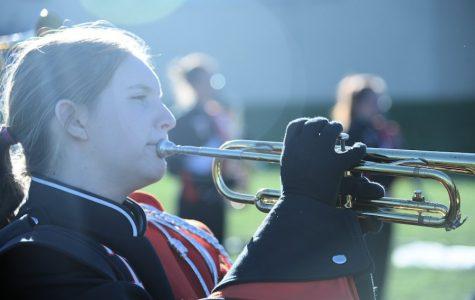 Tyrone Band Places Ninth at Atlantic Coast Championships