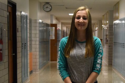 Freshmen of the Week: Callie Maceno