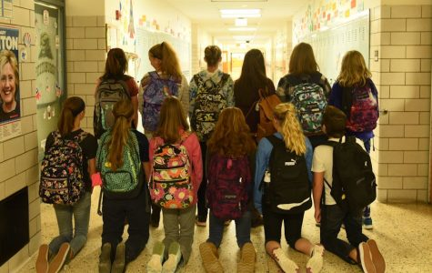 Backpacks: A Thing of the Past for 7th and 8th grade
