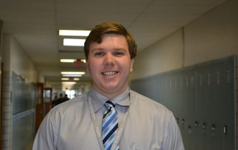 Jacob Moll, Secondary Education Earth and Space Student Teacher