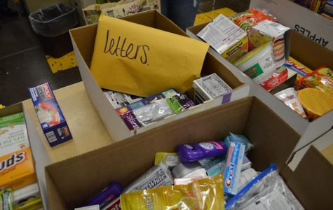 TASD to Collect Donations for Soldiers Deployed Overseas