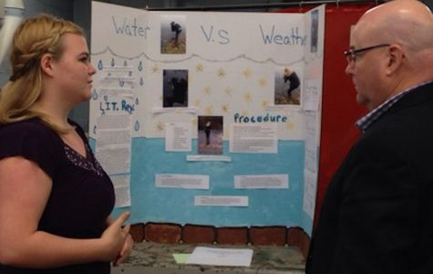 Tyrone AgriScience Competitors Qualify for States