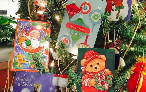 Renaissance Club selling Christmas cards for Flight 93 National Memorial