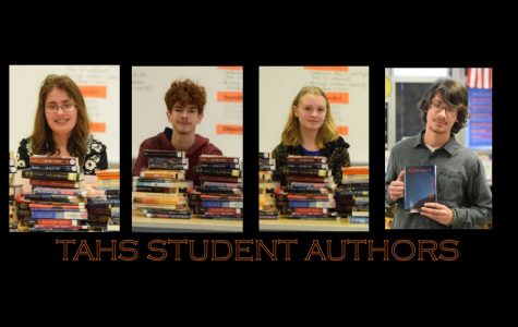 TAHS Student Authors: Four TAHS Students Take Their Love of Writing to the Next Level
