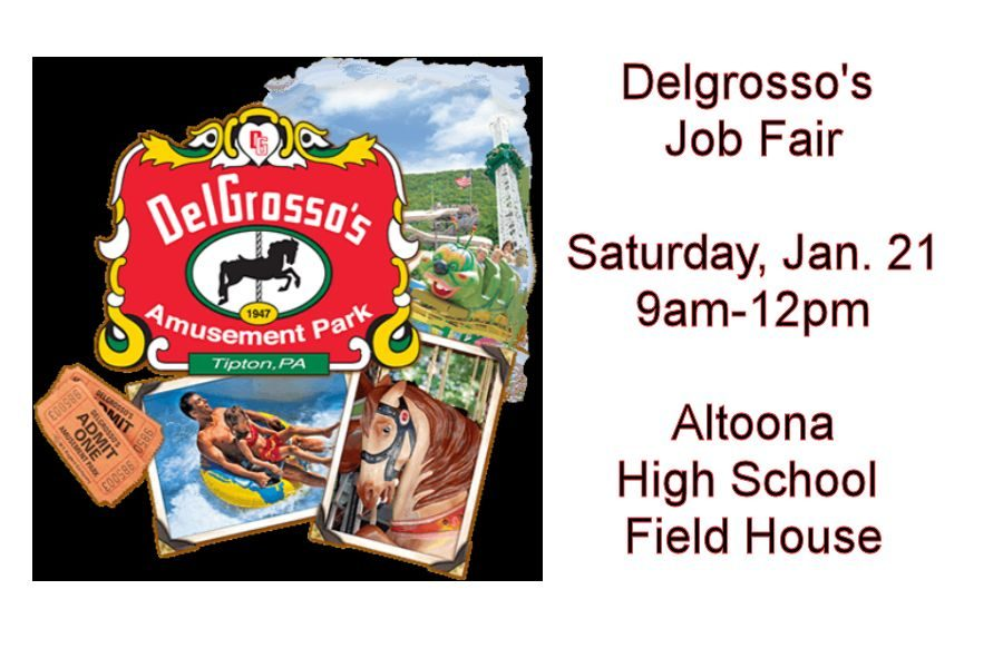 Delgrosso's Looks for Summer Employees