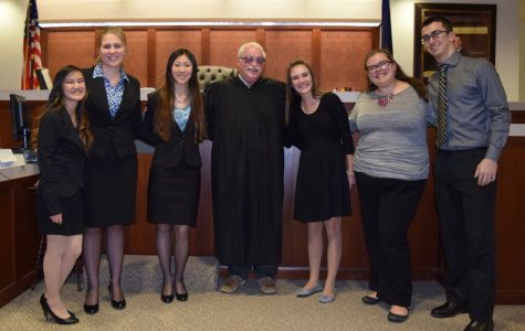 On A Moment's Notice: Tyrone Mock Trial Wins in Exhibition vs. Forest Hills