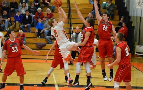 Tyrone falls to Clearfield 65-40