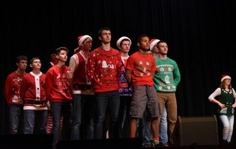 Photo Flash and Videos: The 2016 TAHS Christmas Assembly