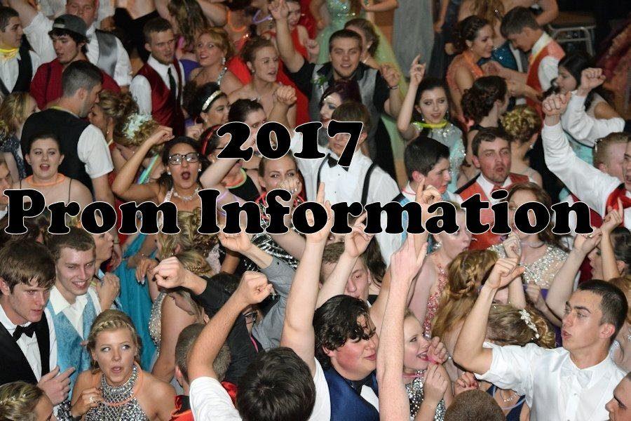 Prom Registration Deadline is Friday, April 14