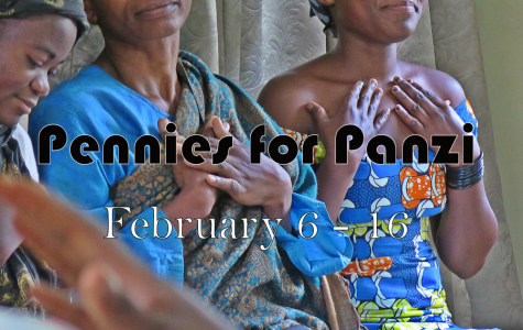 Annual Pennies for Panzi Fundraiser to run from Feb 6th-16th