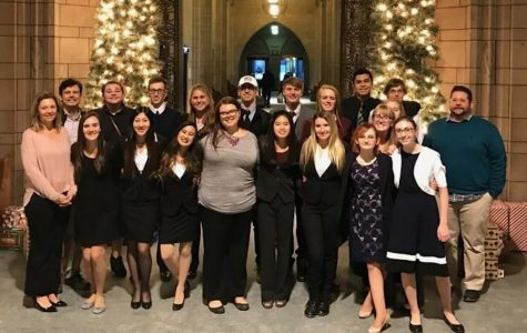 Tyrone Mock Trial Teams Set Pittsburgh on Fire