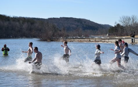 Freezin' for a Reason: YAN and HOSA Take the Plunge for a Special Cause
