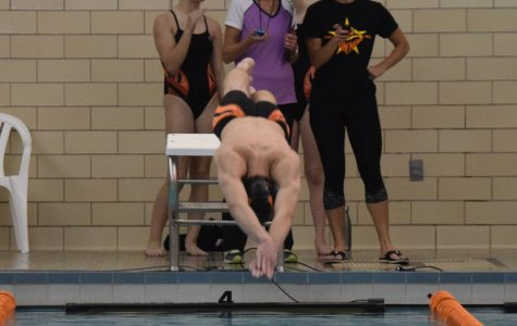 Final Meet against Central Cambria a success for Eagles; Swimmers looking forward to Districts