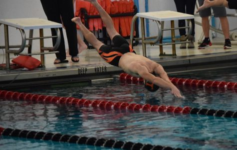 Photo Flash: Swimming vs. Ligonier Valley