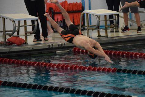 Photo Flash: Swimming vs. Mifflin County