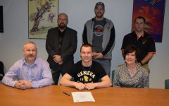Tyrone Running Back Gary Weaver to Continue Career at Geneva College