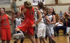 Lady Eagles Stay Undefeated in Mountain League; Engle Sets All-Time Scoring Mark