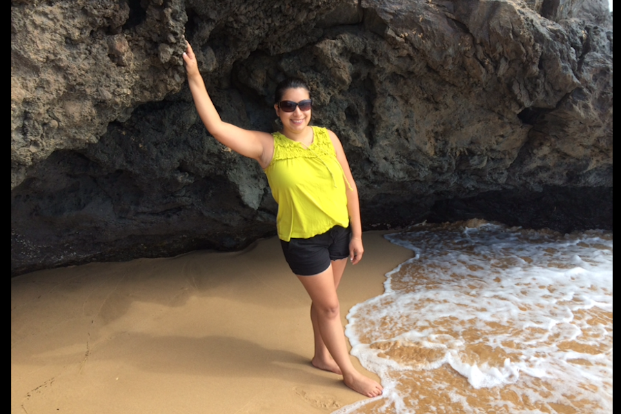 An Alumna in the Aloha State