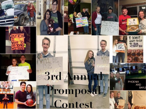 3rd Annual Promposal Contest