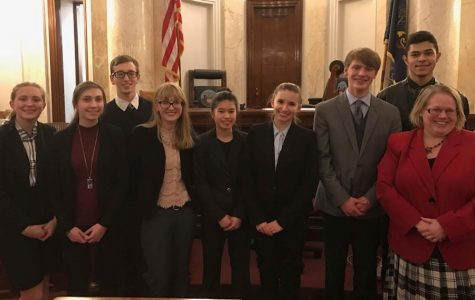 "Tyrone Mock Trial B Team ""Fights Fire With Fire"" In Final Trial"