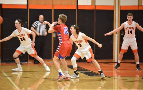 Tyrone Suffers 6th straight Loss vs Bellefonte