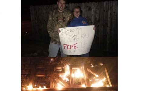 Eagle Eye Promposal Contest: A Lit Prom