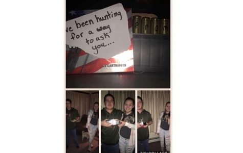 Eagle Eye Promposal Contest: Hunting for the Perfect Date