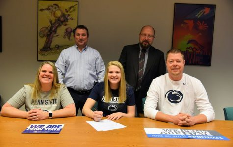 Cannistraci To Further Her Academic and Basketball Career at PSUA