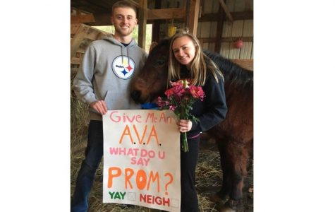 """Eagle Eye Promposal Contest: """"Clues"""" to Prom"""