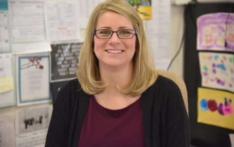March Renaissance Teacher of the Month: Mrs. Christie Taylor