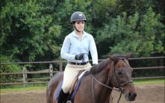 Alumni Spotlight: Equestrian Excellence