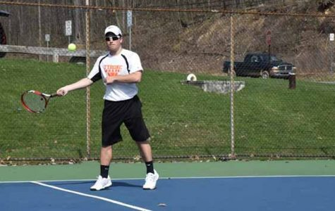 Boys Tennis Starts Off Season Strong; Defeats Clearfield 5-2