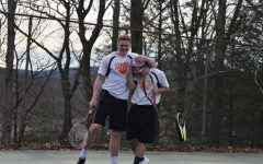 Boys Tennis Earns First Win of the Season vs. Clearfield