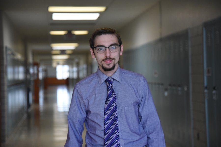 Student Teacher Q A Trevor Pawlik