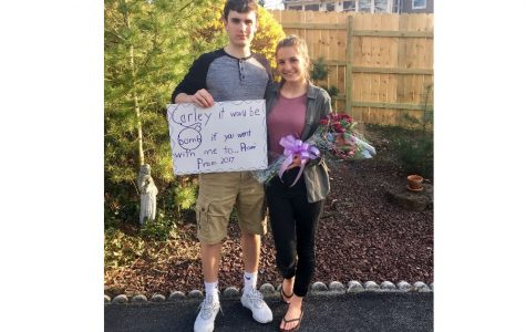 Eagle Eye Promposal Contest: A Bomb Prom