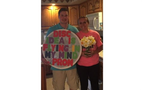 Eagle Eye Promposal Contest: Throwing Around the idea for Prom