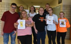 2017 Eagle Eye Promposal Contest Winners