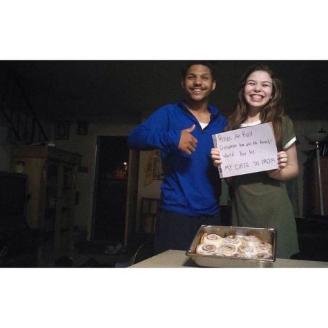 Eagle Eye Promposal Contest: Horsing Around