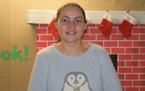 January Teacher of the Month: Ms. Gabrielle McLarren