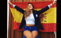 Spanish Exchange Student Maria Makes New Memories and New Friends