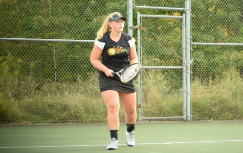 Tyrone Girls Tennis drops to undefeated Windber 5-2