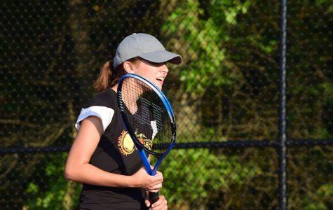 Emilee Walk: Girls Tennis