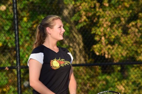 Bearcats Fall to Eagles in Girls Tennis