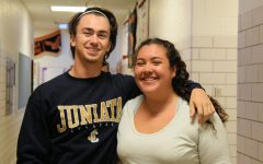 Putt and Gampe Serve as Student School Board Reps