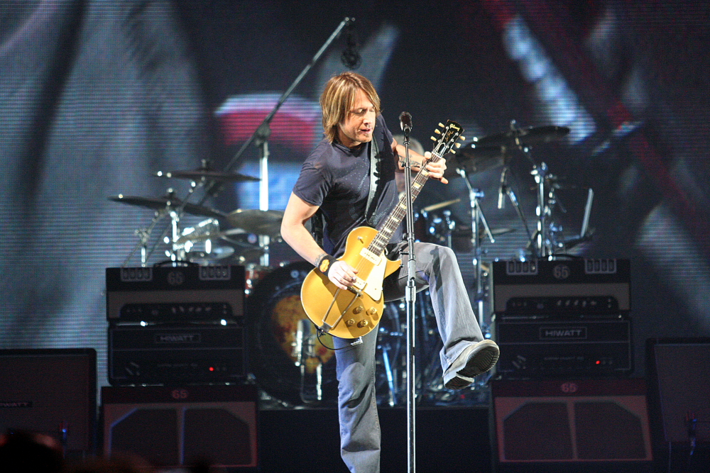 Keith Urban: Country From Down Under