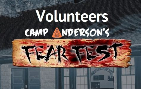 Haunted Camp Anderson Looking for Volunteers