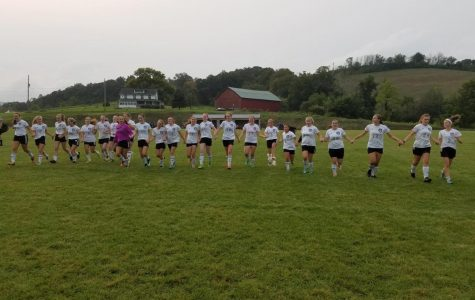 Girls Soccer Dismounts the Mounties, Falls to the Dragons in Opening Week
