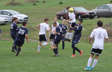 Golden Eagles Conquered by the Indians